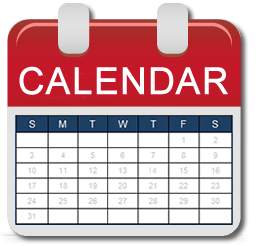 VFR Calendar of Events