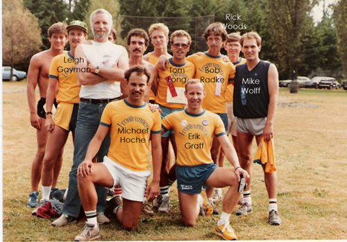 Vancouver Frontrunners in 1984